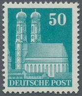 Bizone: 1945/1949, überkomplette Fast Ausschließlich Postfrische Sammlung In überwiegend Guter Erhal - Zone Anglo-Américaine