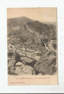 SERRES (HAUTES ALPES) 379 VUE PRISE DE LA ROCHE- PERTUSA 1918 - Other Municipalities