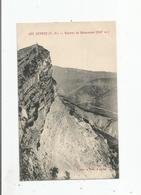 SERRES (HAUTES ALPES) 429 ROCHER DE BEAUMONT (1547 M) - Other Municipalities