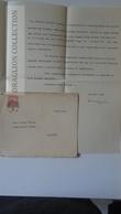 ZA217.4 Hungary-Hamar Gyula Szakolca Skalica Kir.járásbíró 1910 To Dr.Csekey István Prof.SZEGED Genealogy Correspondence - Lettere