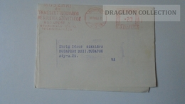 ZA217.10 Hungary- EMA -  METER STAMP -  FREISTEMPEL  -  20 Filler 1964 Invitation - Ungheria