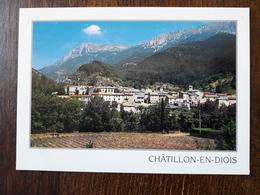 L22/382 CHATILLON EN DIOIS- Coup D'oeil Sur La Ville - Châtillon-en-Diois