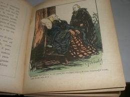 LIBRO UN SANTO -ILLUSTRATO DA SCARPELLI -EDIZIONI MONDADORI - Old Books