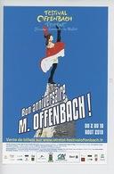 "Etretat 2019 Festival ""Bon Aniversaire OFFENBACH""  Direction Yvescoudray - French-Cacan - Musique Et Musiciens"
