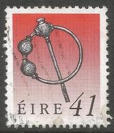 Ireland. 1990 Irish Heritage. 41p Used. SG 759 - 1949-... Republic Of Ireland