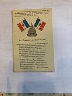 Le Drapeau Du Sacré-Coeur - Christianisme