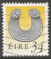 Ireland. 1990 Irish Heritage. 34p Used. SG 756 - 1949-... Republic Of Ireland