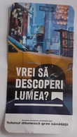 ROMANIA-CIGARETTES  CARD,NOT GOOD SHAPE,0.90 X 0.45 CM - Unclassified