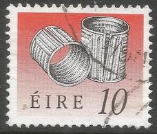 Ireland. 1990 Irish Heritage. 10p Used. SG 750 - 1949-... Republic Of Ireland