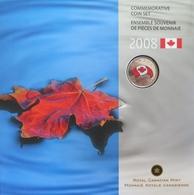 0071 - COFFRET CANADA - 2008 Commemorative Coin Set - Canada