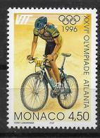 Monaco 1996 Olympics Atlanta VELO BICYCLE FIETS Fahrrad - Radsport