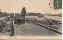 59 CAMBRAI Le Canal - Cambrai