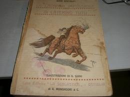 LIBRO LA CRONACA IMPOSSIBILE DI CATERINO TUTU'-ILLUSTRAZIONI DI GIANI  1917 - Libri Antichi
