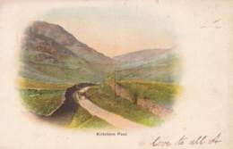 AL66 Kirkstone Pass - Early Undivided Back Vignette - Cumberland/ Westmorland