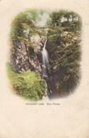AL66 Ullswater Lake, Aira Force - Early Undivided Back Vignette - Cumberland/ Westmorland