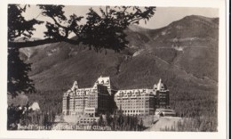 AO06 Banff Springs Hotel, Banff, Alberta - Banff