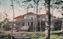 AO06 Royal Muskoka Hotel, Muskoka Lakes, Canada, 1910 Postcard - Muskoka