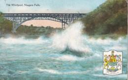 AO06 The Whirlpool, Niagara Falls - Bridge, Coat Of Arms - Niagara Falls