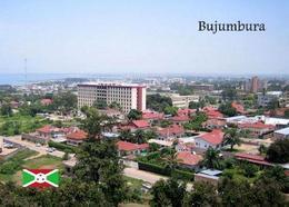 Burundi Bujumbura Overview New Postcard - Burundi