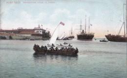 AO06 Port Said, Navigation Dans Le Canal - Port Said