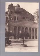 MALTA Eglise De La Musta OLD POSTCARD - Malta