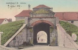 Lauterburg I. E. , France, 1900-1910's ; Untertor - Lauterbourg