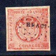 Sello Nº 3BA Peru - Perú