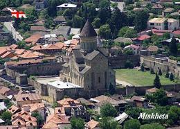 Georgia Mtskheta Svetitskhoveli Cathedral UNESCO New Postcard Georgien AK - Georgia