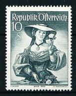 Austria Nº 754A Nuevo - 1945-60 Nuevos & Fijasellos