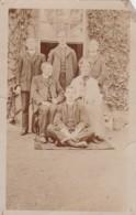 AO83 RPPC - Group Of 6 Young Men - Photographs