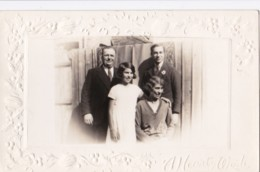AO83 RPPC - Family Group, Dated No. 1931 - Photographs
