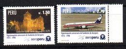 Serie Nº 1127/8  Peru - Perú