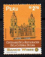 Sello Nº 1129  Peru - Perú