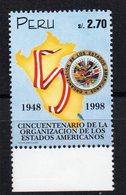 Sello Nº 1126  Peru - Perú
