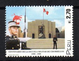 Sello Nº 1125  Peru - Perú