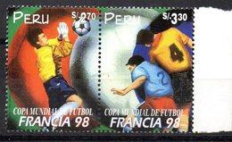 Serie  Nº 1131/2   Peru - Perú