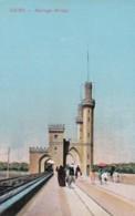 AP58 Cairo, Barrage Bridge - Cairo