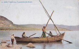 AP58 Shipping - Tiberius, Fishermans Boat - Fishing Boats