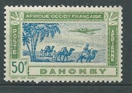 Dahomey  -  Aérien   - Yvert N°  17 *  Ah 31113 - Nuovi