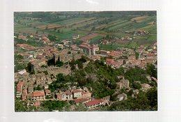 1220  LIMATOLA   Veduta Del Castello  Medievale Con Panorama - Benevento