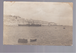 MALTA  Harbour, Hafen Ca 1910 OLD REAL PHOTO - Malta