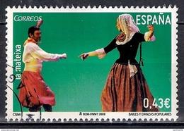 Spain 2009 - Popular Dances - 1931-Hoy: 2ª República - ... Juan Carlos I