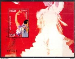 Spain 2009 - Popular Dances - Sheet - 1931-Hoy: 2ª República - ... Juan Carlos I
