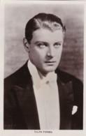 AO85 Film Star - Ralph Forbes - Picturegoer Series - Actors
