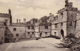 AS61 Haddon Hall Courtyard - Derbyshire