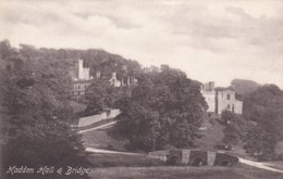 AS61 Haddon Hall And Bridge - Derbyshire