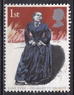 Great Britain 2005 - The 150th Anniversary Of The Death Of Charlotte Bronte - 1952-.... (Elizabeth II)