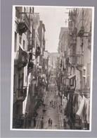 MALTA  Valletta Strada St. Patrizio OLD PHOTO, POSTCARD - Malta