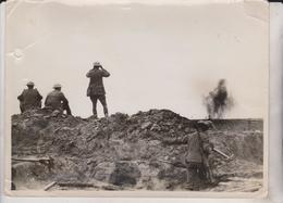 1917 Wancourt Pas-de-Calais  BRITISH WESTERN FRONT IN FRANCE  PASSED CENSOR   +-20*15CM - Guerre, Militaire