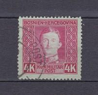 Bosnien Und Herzegowina - 1917 - Michel Nr. 140 A - 20 Euro - Ungebraucht